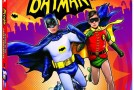 La jaquette du blu-ray Batman: Return of the Caped Crusaders dévoilée