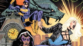 Preview VO – Batgirl and the Birds of Prey #1