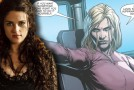 Katie McGrath sera Lena Luthor dans Supergirl