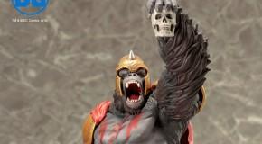 Kotobukiya présente leur statuette de Gorilla Grodd