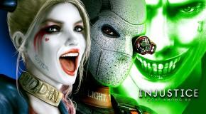 Un trailer pour l'update Suicide Squad du jeu mobile Injustice
