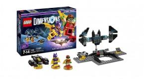 The LEGO Batman Movie et Excalibur Batman rejoignent LEGO Dimensions