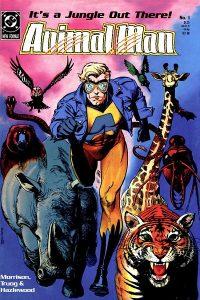 Animal Man - Grant Morrison