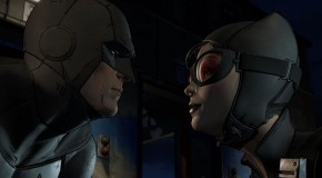 Test – BATMAN : The Telltale Series episode #2