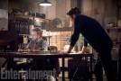 Un premier aperçu de Tom Felton sur le tournage de The Flash Saison 3