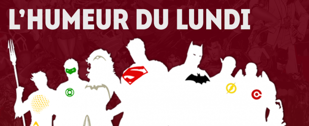 L'humeur du Lundi #24 - Check your DC privilege