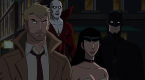 Une nouvelle image du film animé Justice League Dark