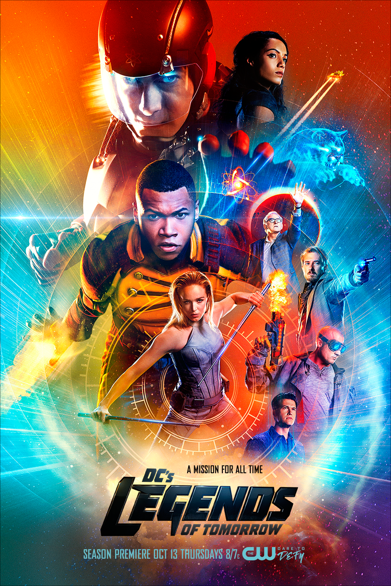 review LEGENDS OF TOMORROW S02E05