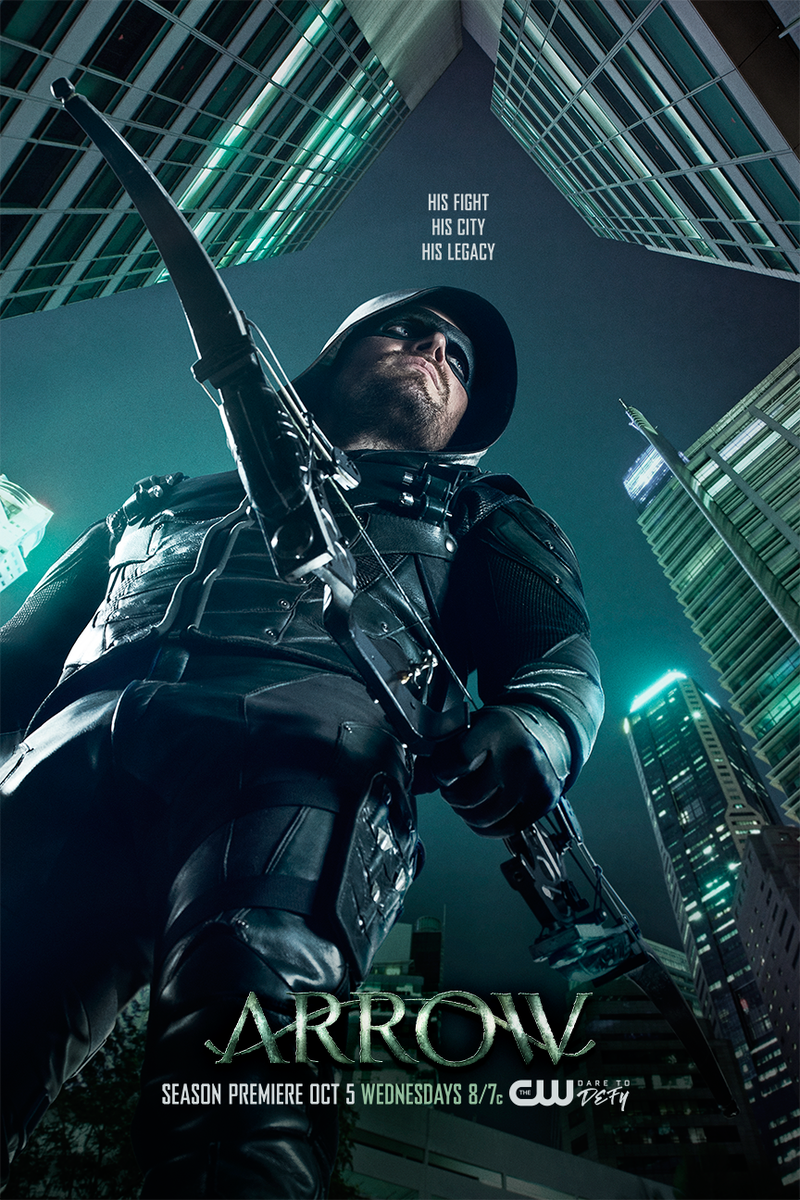 review ARROW S05E06