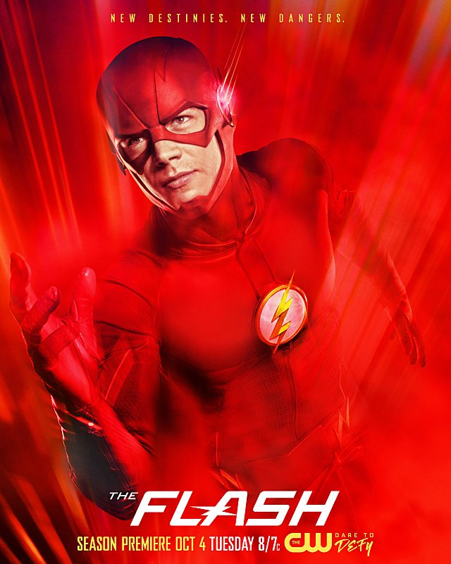 review THE FLASH S03E02 - Paradox