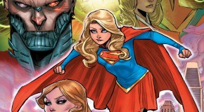 Review VO – Supergirl #1