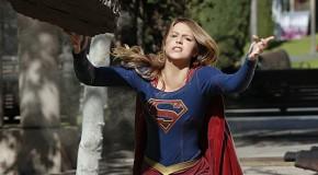 Superman se montre dans un nouveau teaser pour Supergirl Saison 2