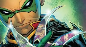 Review VO – Teen Titans : Rebirth #1