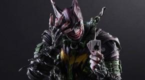 Square Enix dévoile une figurine hybride «Batman Joker»