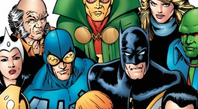 Review VF – Justice League International tome 1