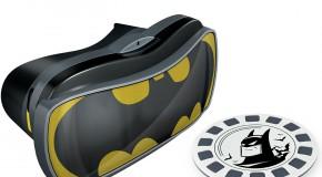 Mattel va sortir un View-Master en VR de Batman : The Animated Series