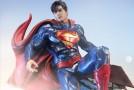 Sideshow dévoile une statuette de Superman New 52