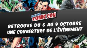 NYCC 2016 - Suivez l'actu en (quasi) temps réel avec DC Planet !