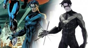 DC Collectibles présente leur statuette Nightwing Black & White