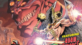 Review VO – Death of Hawkman #1