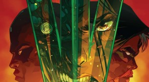 Preview VO – Green Arrow #9