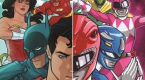 DC annonce un crossover Justice League/Power Rangers par Tom Taylor