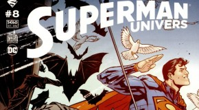 Review VF – Superman Univers #8