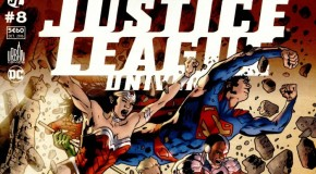 Review VF – Justice League Univers #8