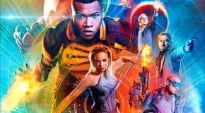Review TV - Legends of Tomorrow S02E07 : Invasion ! (crossover 4/4)