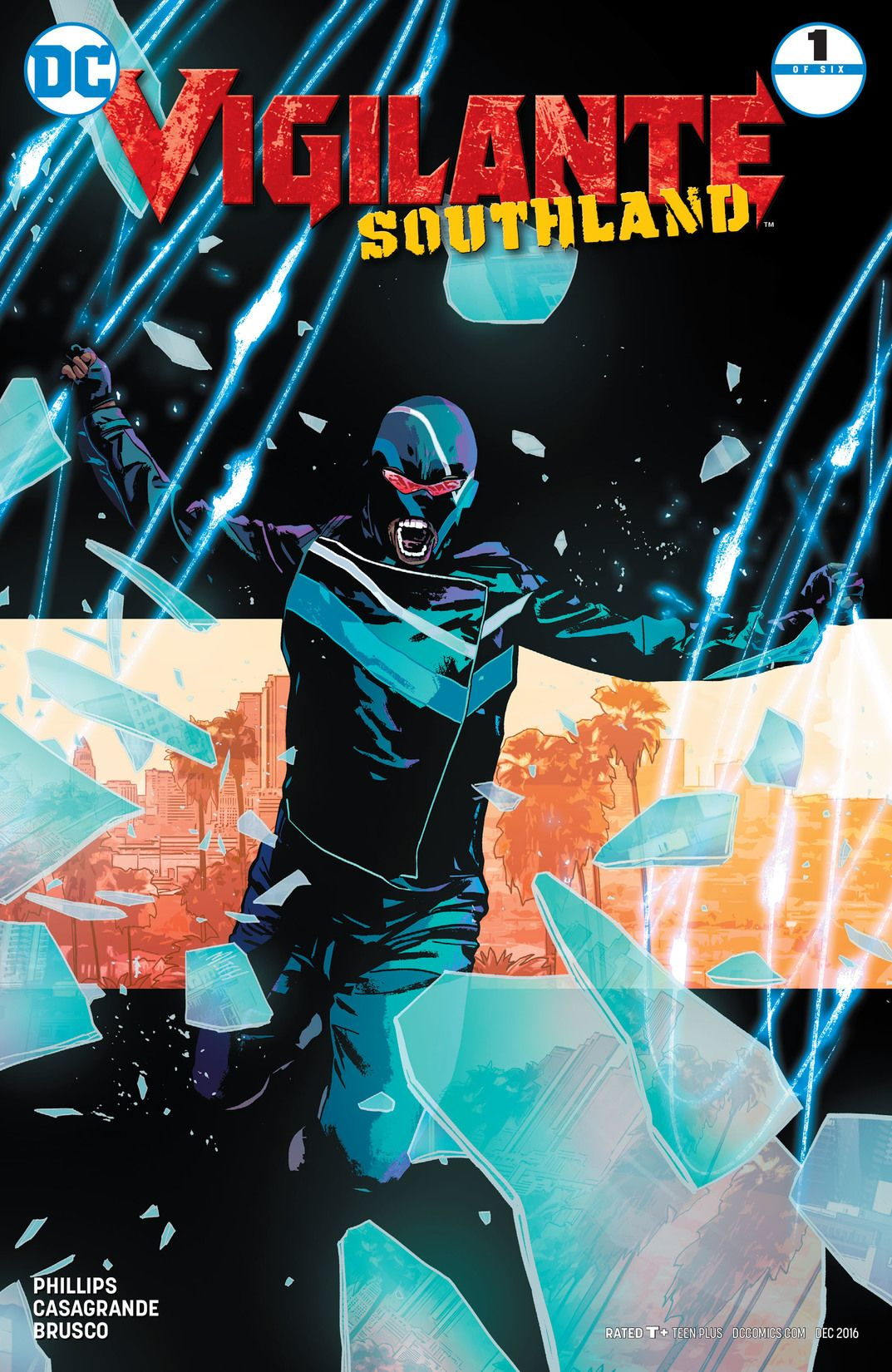 review Vigilante : Southland #1