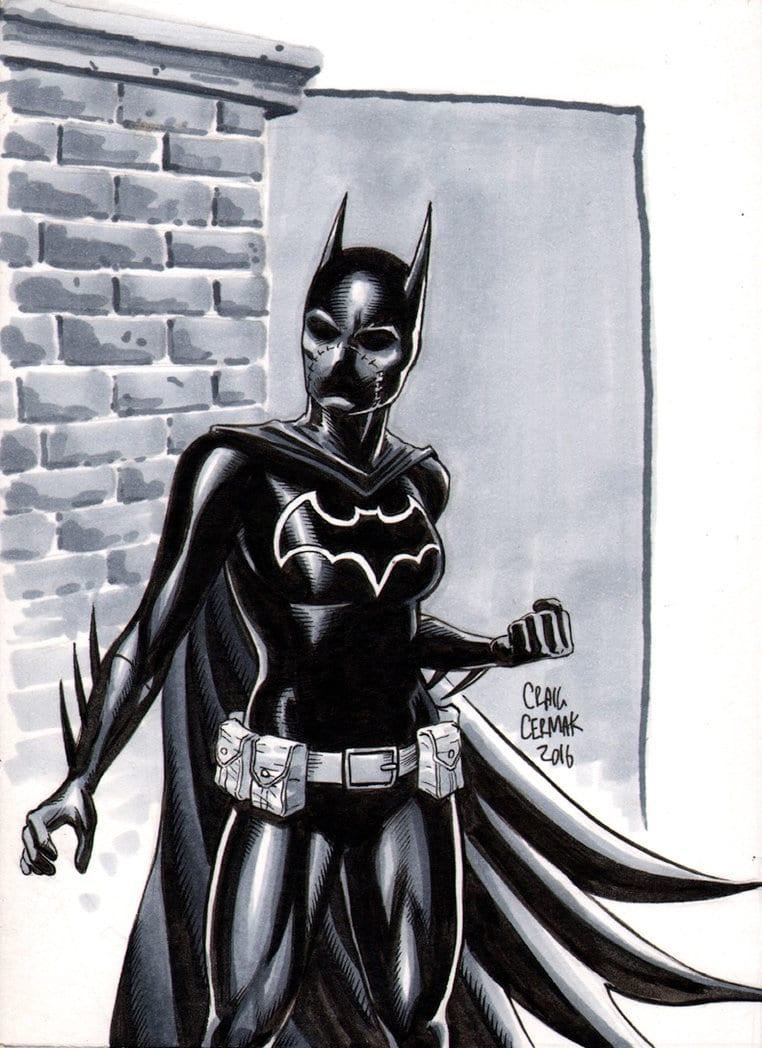 Cassandra Cain Batgirl