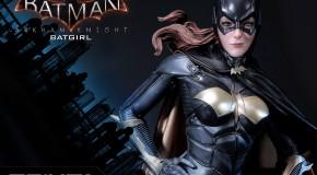 Prime 1 Studio dévoile leur statuette de la Batgirl d'Arkham Knight