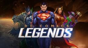 NYCC 2016 – Le jeu mobile DC Legends arrive en Novembre 2016
