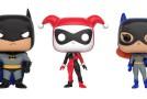 Funko dévoile sa première vague de figurines Pop Batman TAS