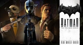 Un trailer pour l'épisode 3 de Batman: The Telltale Series
