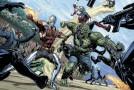 Jason Fabok dévoile des planches de Justice League vs Suicide Squad