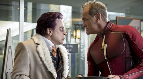Mark Hamill de retour sur les photos du prochain épisode de The Flash