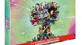Un coffret spécial Suicide Squad avec Urban Comics