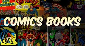 Comics Books #2 - Batman/Superman : Stars de l'écran