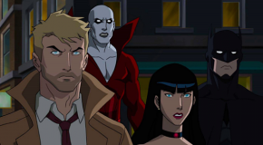 Le réalisateur de Justice League Dark explique sa classification Rated R
