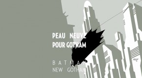Urban Comics annonce Batman New Gotham