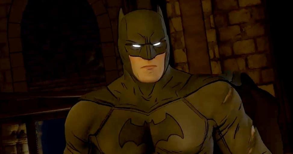 Test - Batman : The Telltale Series Episode #5 (FINAL) 2