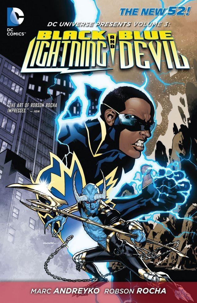 DC Universe Presents Vol. 3 : Black Lightning/Blue Devil