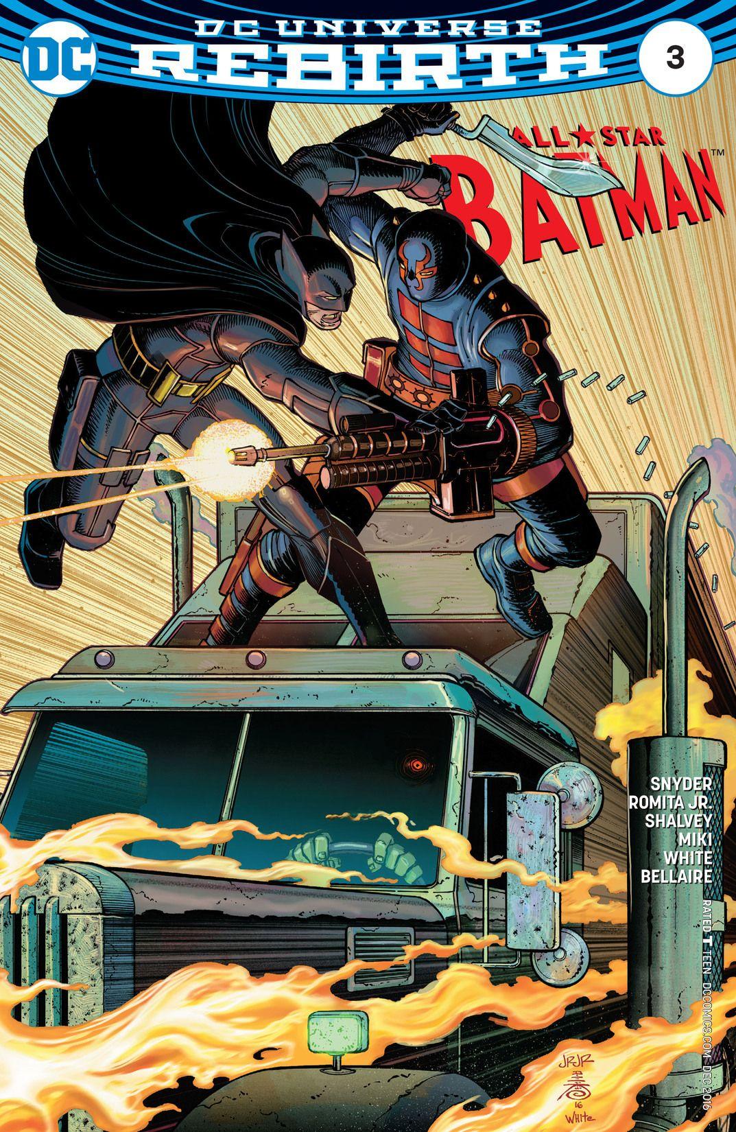 All-Star Batman