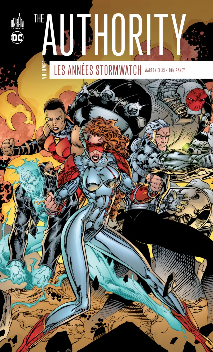 The Authority - Les Année Stormwatch Tome 1