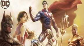 De nouveaux coffrets des films animés DC pour les fêtes de fin d'année