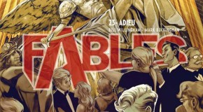 Review VF – Fables Tome 23 : Adieu
