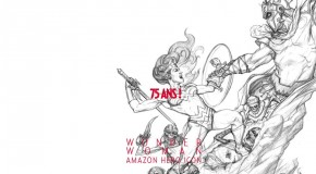 Urban Comics annonce Wonder Woman Amazon Hero Icon