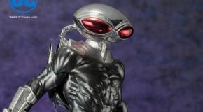 Kotobukiya présente leur figurine Black Manta