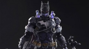 Square Enix dévoile sa figurine «Batman Mr.Freeze»